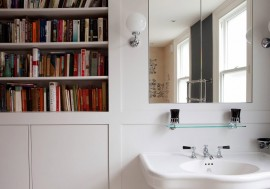 Bathroom design and fitting - Queens Park Design & Build